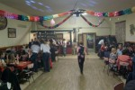 Taneční plac připraven a dnešická obsluha taktéž !